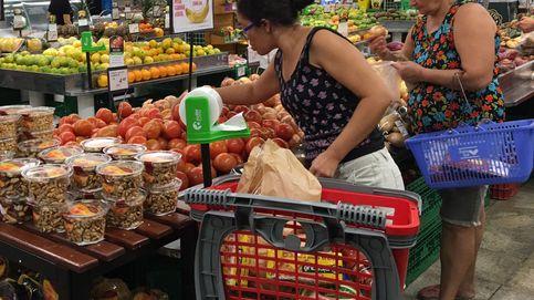La inflación se estanca en el 1,6% tasa interanual, pero sube un 0,4% en el mes