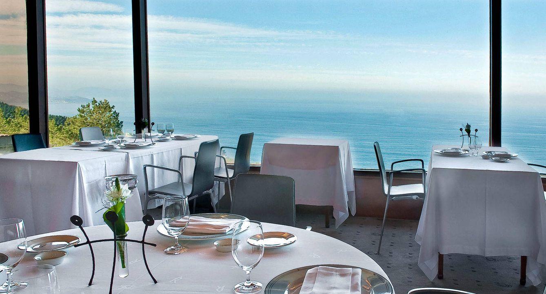 Restaurantes ganas de mar cuatro restaurantes con - Casas de lujo en san sebastian ...