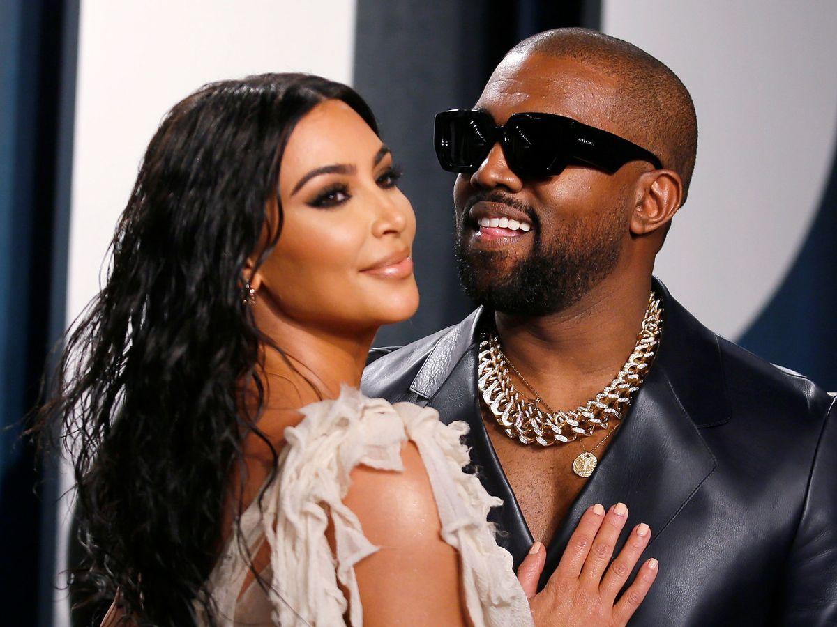 Foto: Kim Kardashian y Kanye West en una imagen de archivo. (Reuters)
