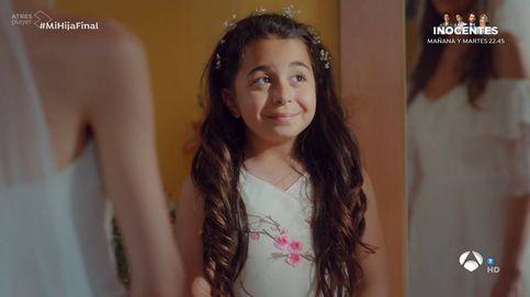 'Mi hija' se despide de Antena 3 con una doble boda accidentada