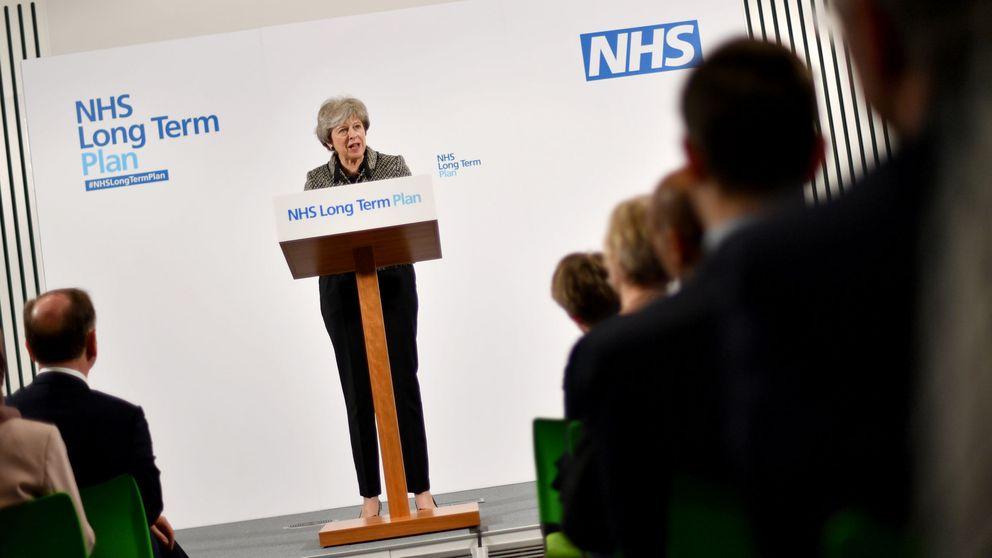 Theresa May, sin un plan B si Westminster rechaza el acuerdo del Brexit