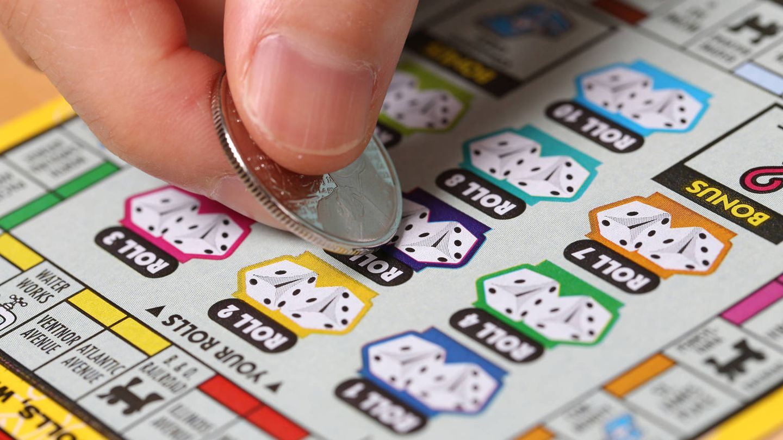 Los rasca y gana son juegos muy populares en Canadá (iStock)