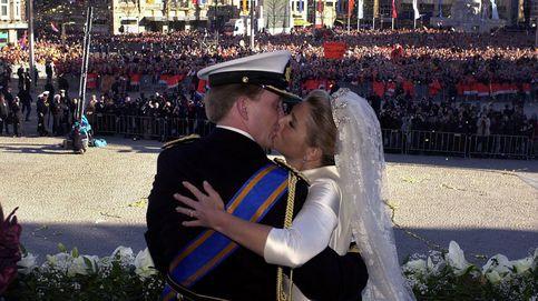 Máxima de Holanda se marca un 'Lady Di': su vestido de novia, la estrella de una exposición