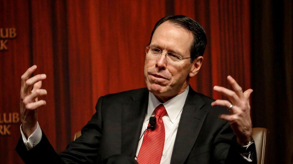 Foto: El CEO de AT&t, Randall Stephenson. (Reuters)