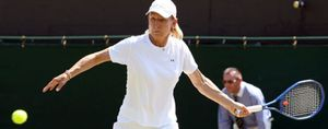 Martina Navratilova padece cáncer de mama