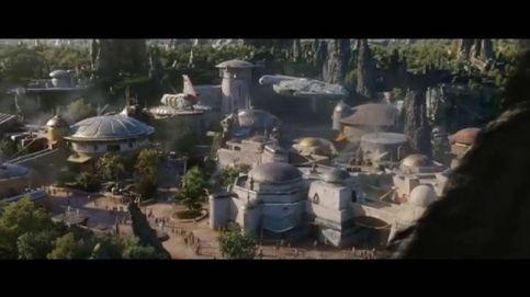 El parque temático de Star Wars abre sus puertas en Disneyland