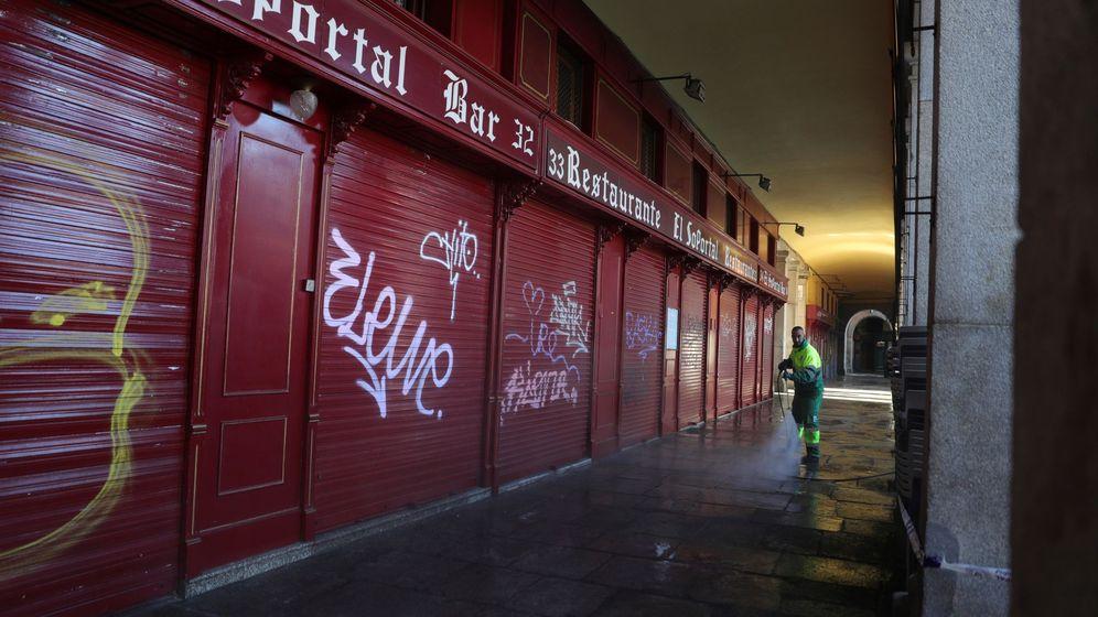 Foto: Séptimo día de la fase 0 de la desescalada en la comunidad de madrid