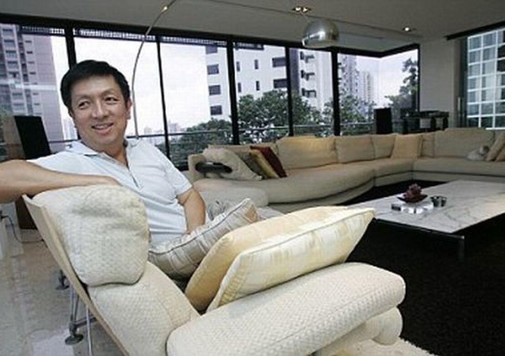 Foto: El asiático Peter Lim será el nuevo dueño del Valencia.