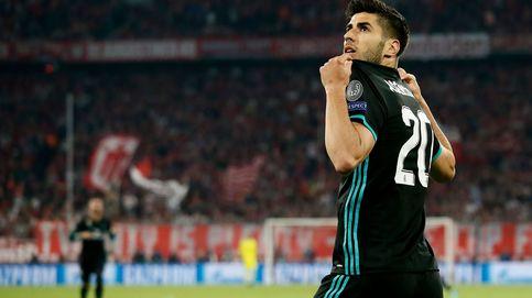 El Madrid y Florentino Pérez deben estar moderadamente preocupados con Asensio