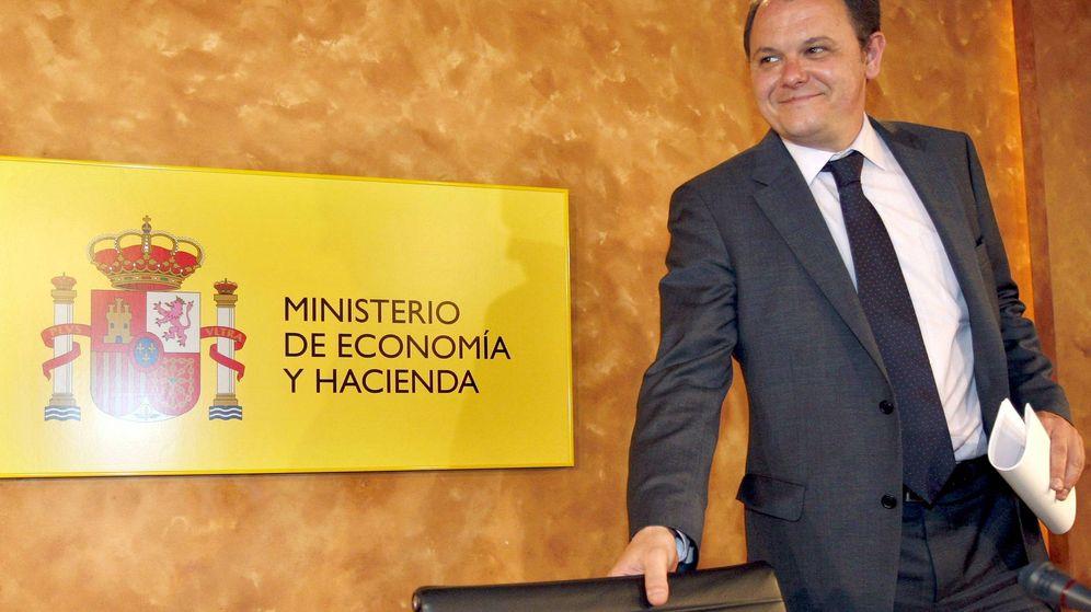 Foto: El exsecretario de Estado de Economía, David Vegara (EFE)
