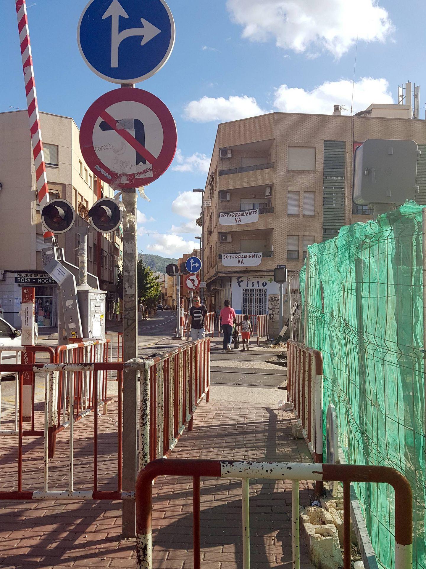 Aspecto del paso de Santiago El Mayor.