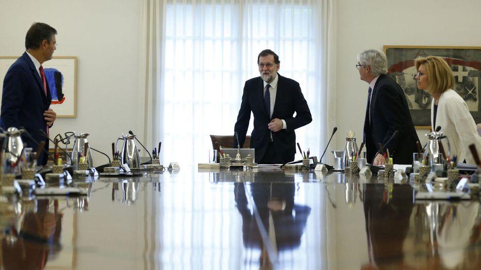 Sigue en directo la comparecencia de Mariano Rajoy tras el Consejo de Minsitros