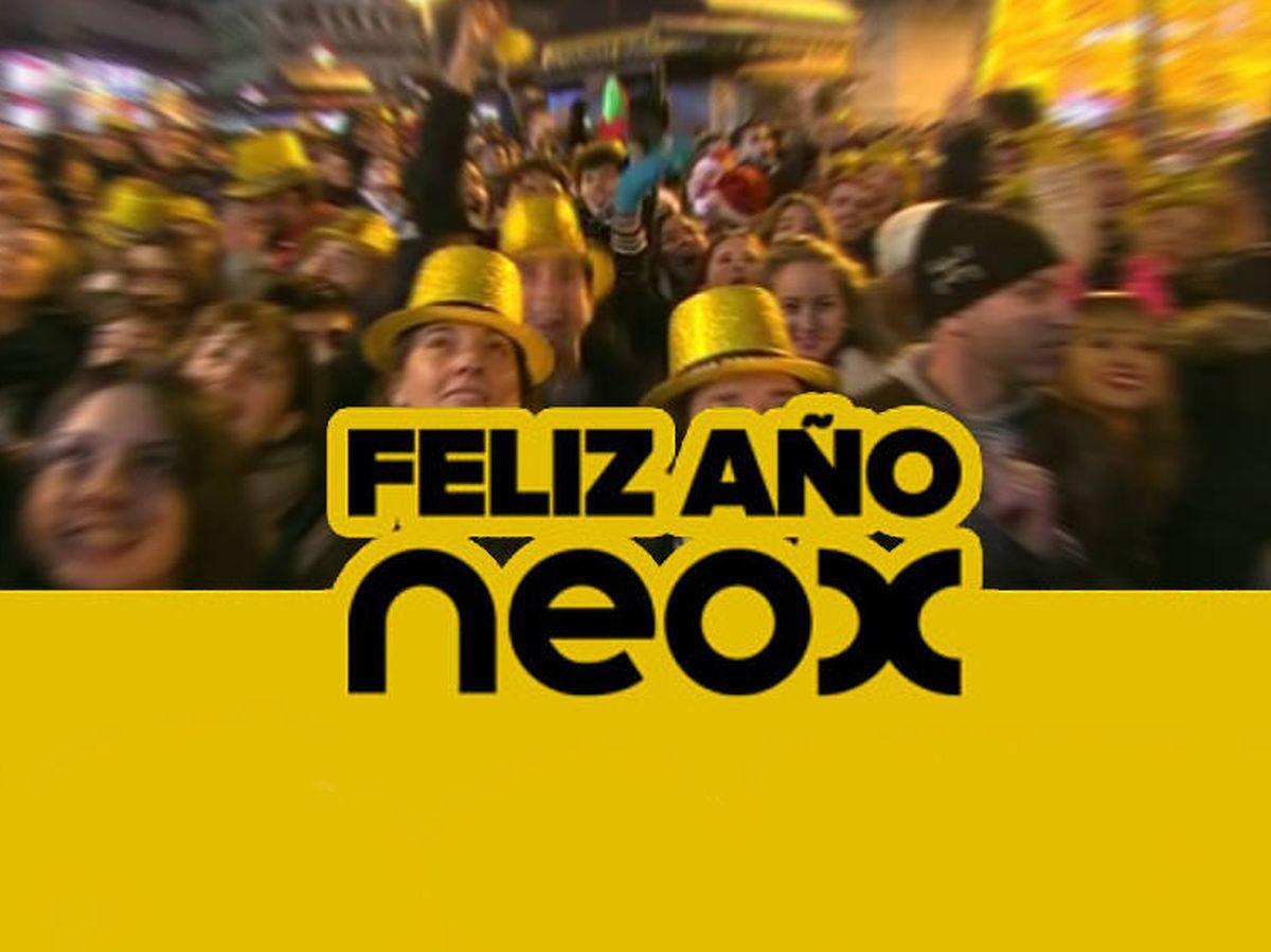 Foto: 'Feliz Año Neox', el 30 de diciembre. (Atresmedia/ECTV)