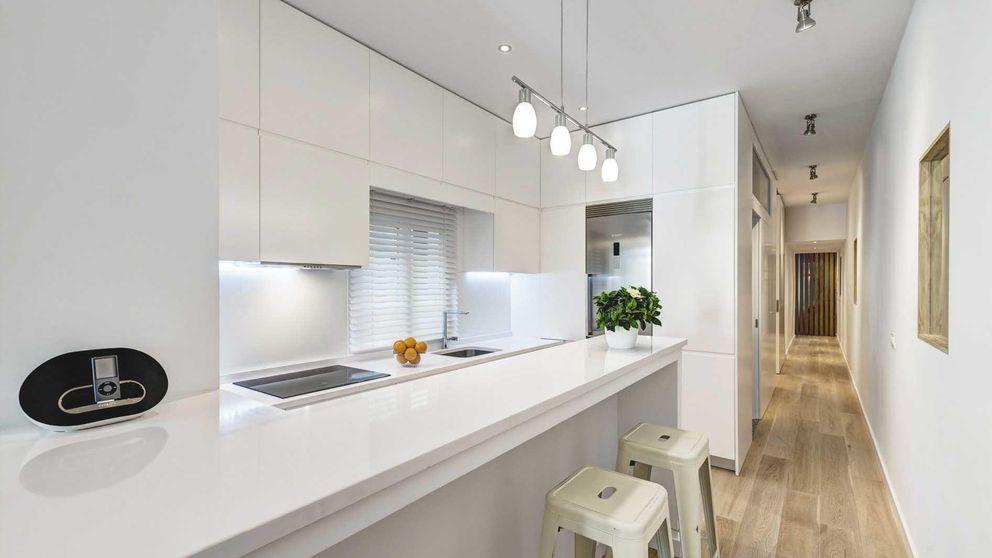 Los pisos más caros de Madrid: interiores, antiguos y mal distribuidos