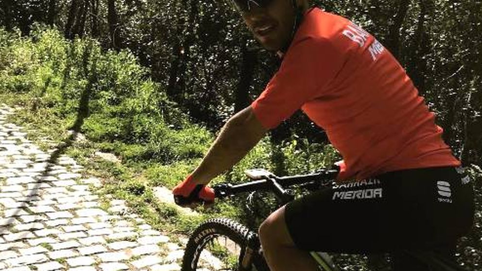 Hermida: Purito es Purito, pero en mountain bike empieza como 'Cigarrillo'