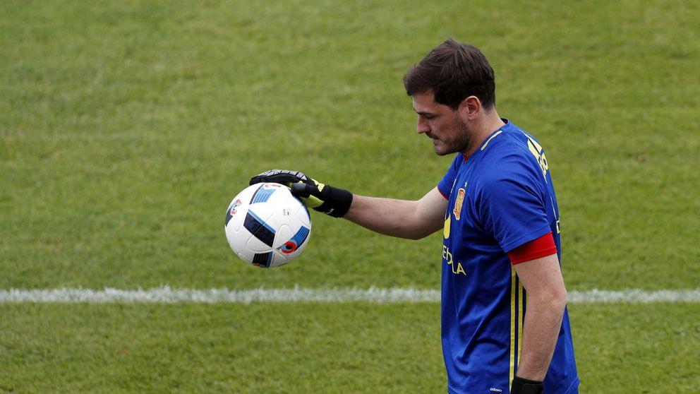 Del Bosque debe poner a Casillas de titular ante Croacia