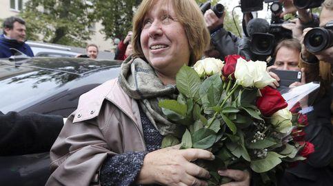 Svetlana Alexievich, la gran cronista de Chernóbil  gana el Nobel de Literatura