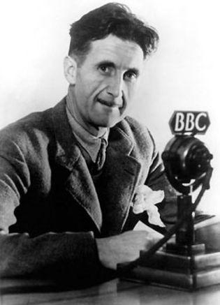 Foto: El contraespionaje británico no creía que George Orwell fuese comunista ortodoxo