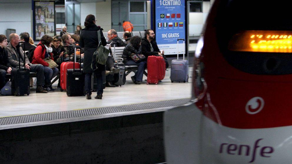 El coste del tren lanzadera al aeropuerto de Barcelona-El Prat se eleva hasta 450 M