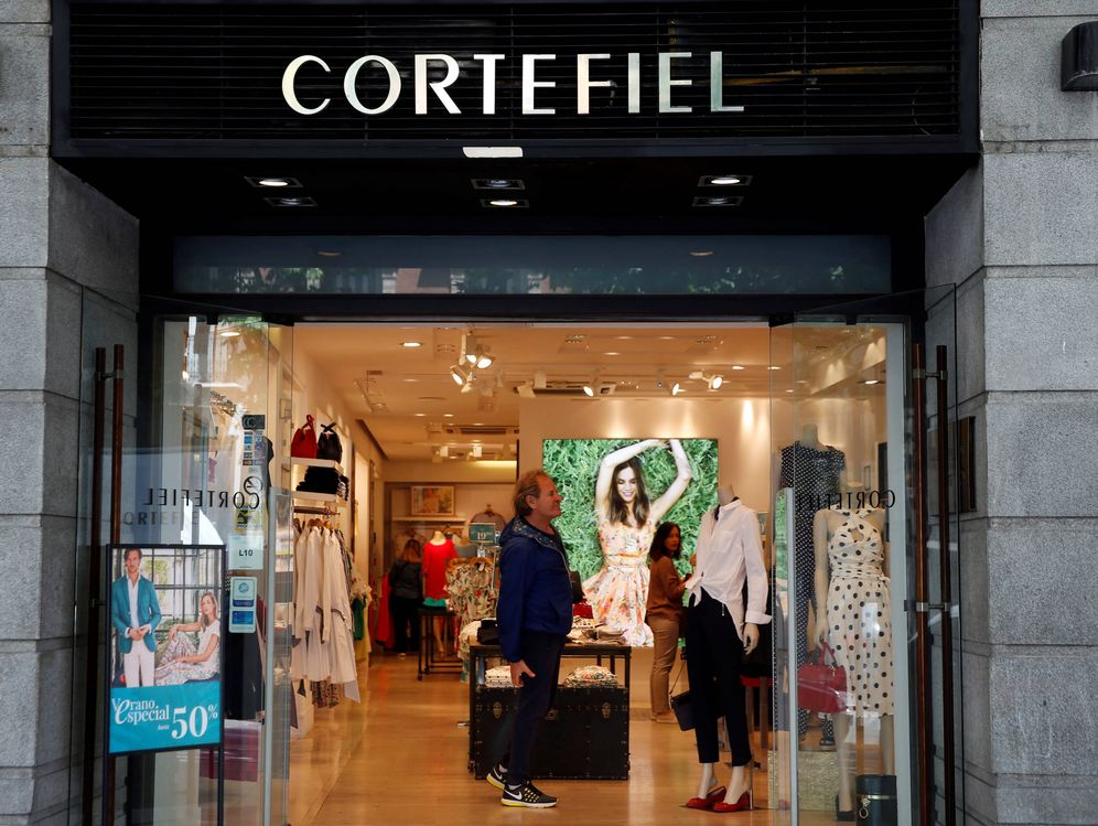 Foto: Cortefiel cambia de nombre. (Reuters)