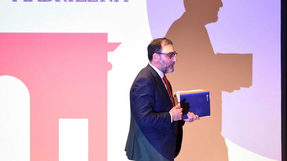 Foto: El juez de la Audiencia Nacional Eloy Velasco. (EFE)