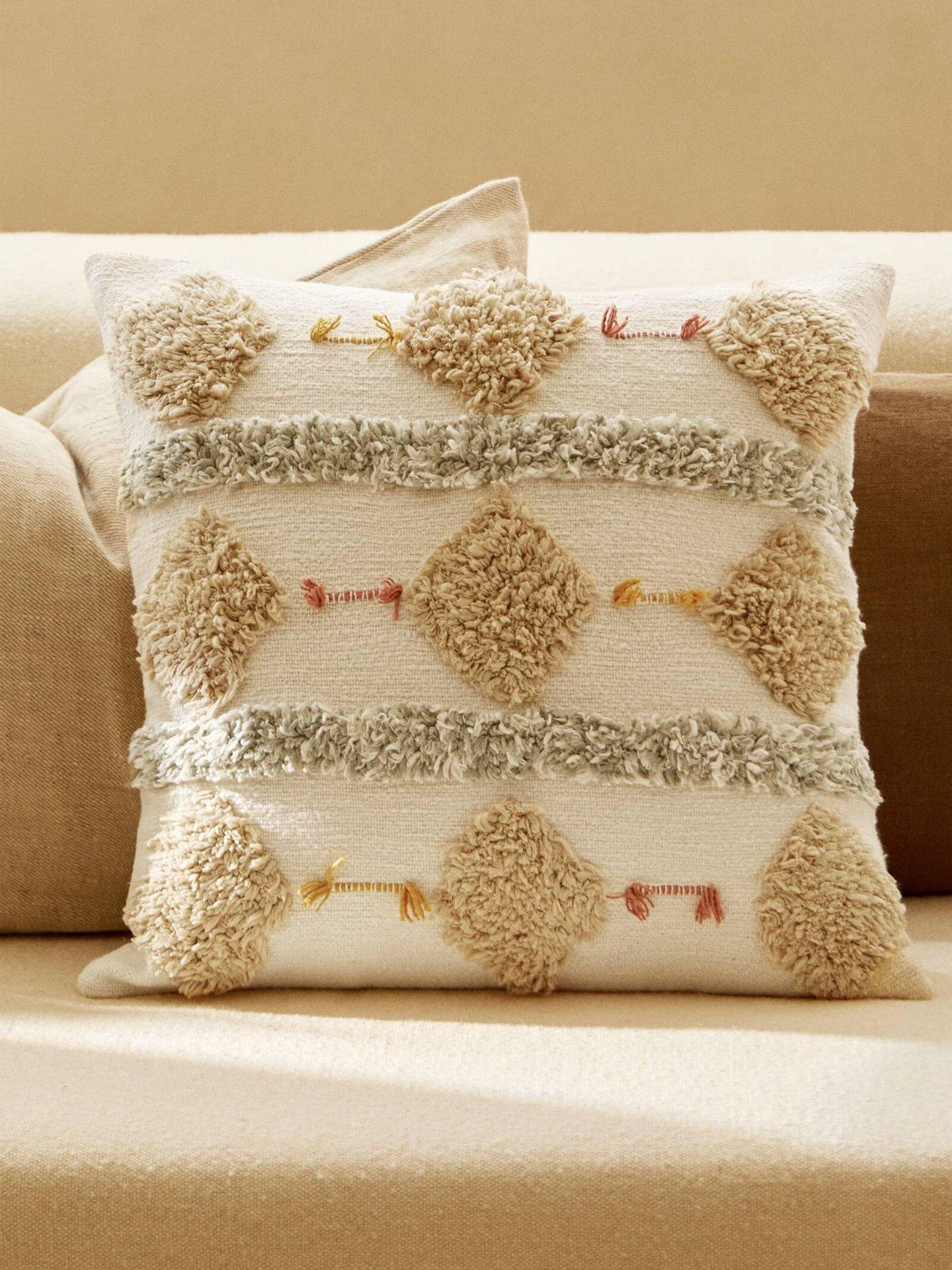Novedades en complementos de Zara Home para actualizar tu casa. (Cortesía)