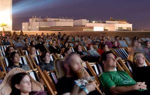 Cine al aire libre, verano de película