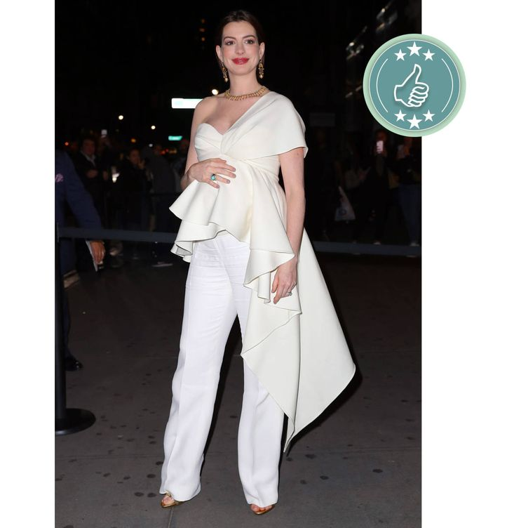 Anne Hathaway. (Cordon Press)