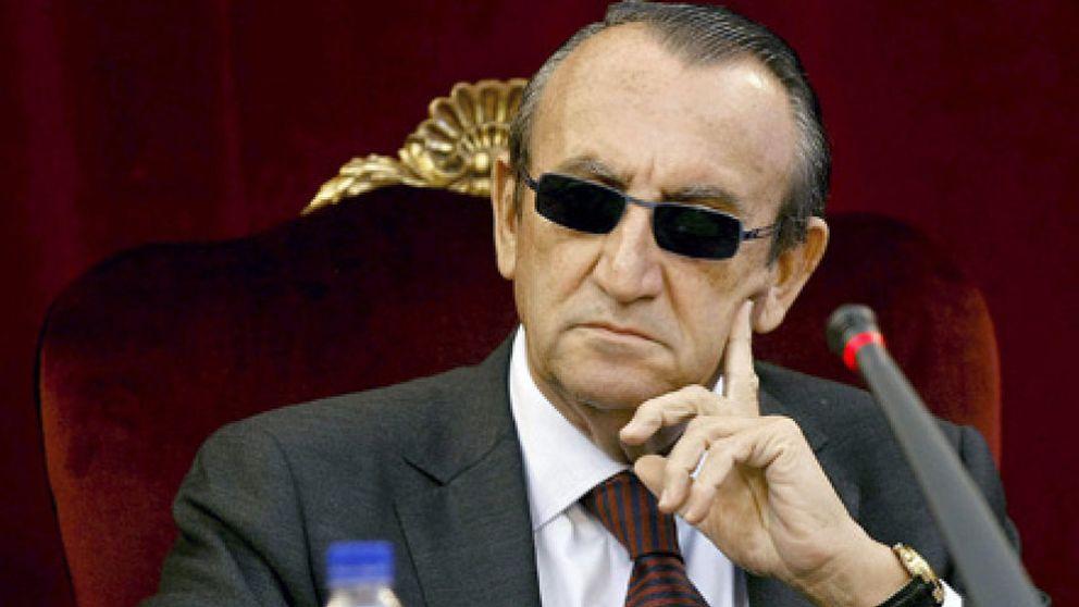 A Carlos Fabra le toca otra vez la lotería con la terminación del 'Gordo'