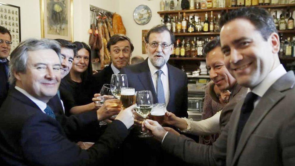 'Confesionario' de Rajoy : 15 días para cita, sobremesa larga y alguna reconciliación