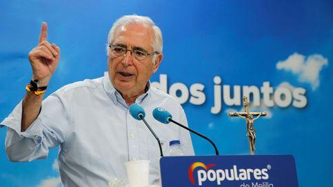 El PP recurrirá al Constitucional la investidura del presidente de Melilla, de Cs