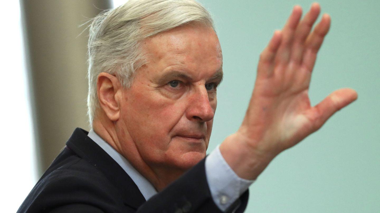 Michel Barnier, negociador jefe de la Comisión Europea. (Reuters)