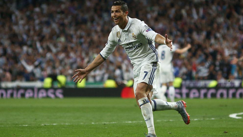 Cristiano niega que quiera irse del Madrid, pero se siente maltratado
