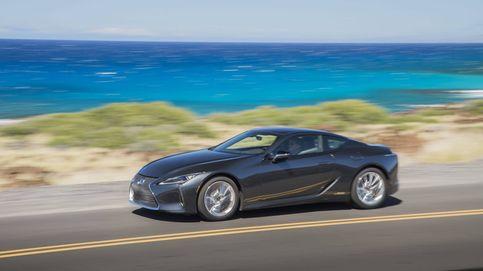 Nuevo Lexus LC 500, más dinámico y lujoso