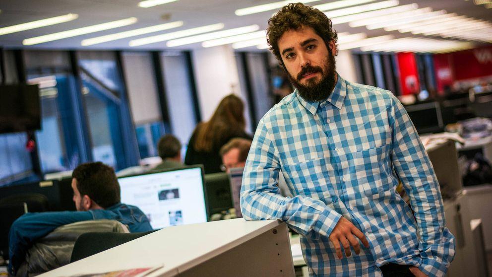 El periodista de El Confidencial, Sergio Ferrer, premio del Círculo Escéptico