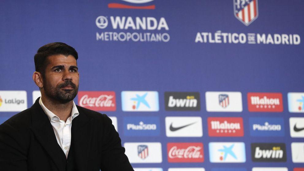 Cuando quisieron colocar a Diego Costa con calzador en la Superliga de China