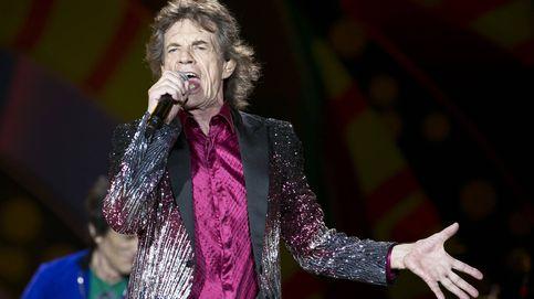 Mick Jagger, a punto de ser padre (por octava vez) a los 72 años