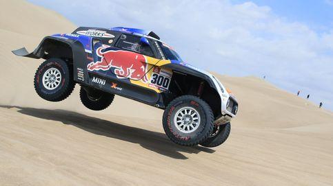 Rally Dakar: Carlos Sainz y los dos pinchazos por los que ni se inmuta
