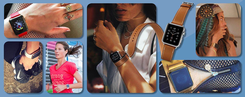 Foto: Lo que significa el Apple Watch: el lujo se lanza a la guerra de los relojes inteligentes