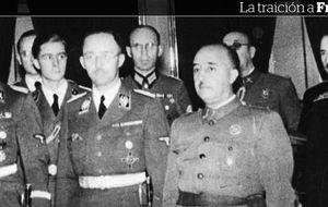 Los nazis presionan y Churchill multiplica los pagos a militares