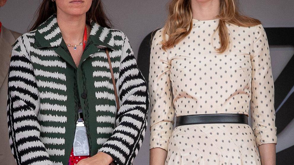 Charlène, Tatiana, Beatrice, Alexandra y los 'baby royals': los Grimaldi lo dan todo