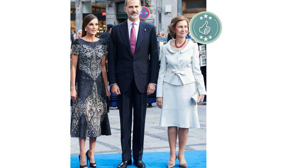De Paloma Rocasolano a Esther Alcocer: las mejor y peor vestidas de los Princesa de Asturias