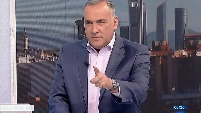 Así ha despedido Xabier Fortes 'Los desayunos' de TVE tras 26 años de emisión