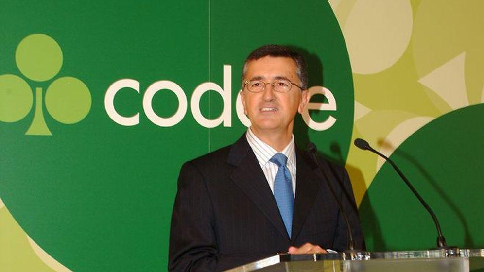 Foto: José Antonio Martínez Sampedro, expresidente de Codere.