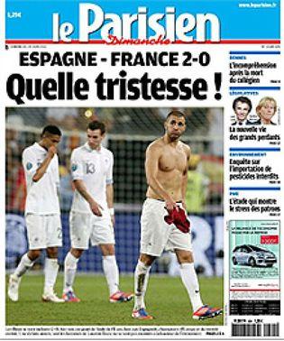Foto: La prensa internacional se rinde al juego de 'La Roja'
