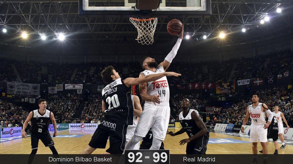 Con 16 años, Doncic se gradúa en la ACB llevando al Real Madrid al triunfo