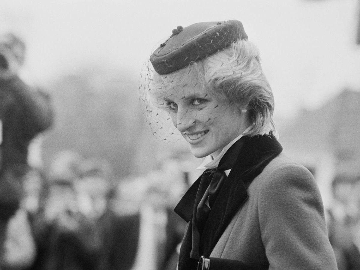 Foto: Lady Di, en una fotografía de archivo. (Getty)