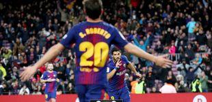 Post de Antes de Coutinho, lo que le va al Barça son las alianzas de Suárez y Messi