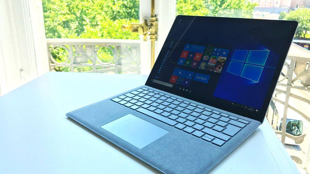 Llega el Surface Laptop: Microsoft dará un duro golpe a Apple con este portátil