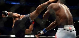 Post de La increíble patada con la que Jacaré dejó KO a Brunson en la UFC